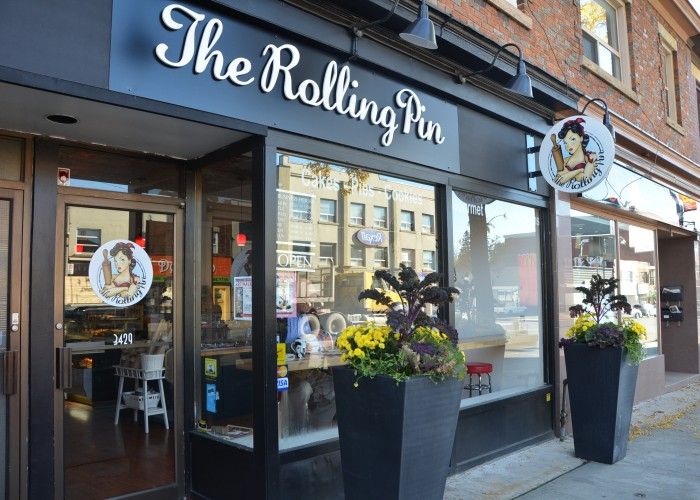 The Rolling Pin, Cakes, pies, cookies, gourmet donuts, macarons, breads, sandwiches