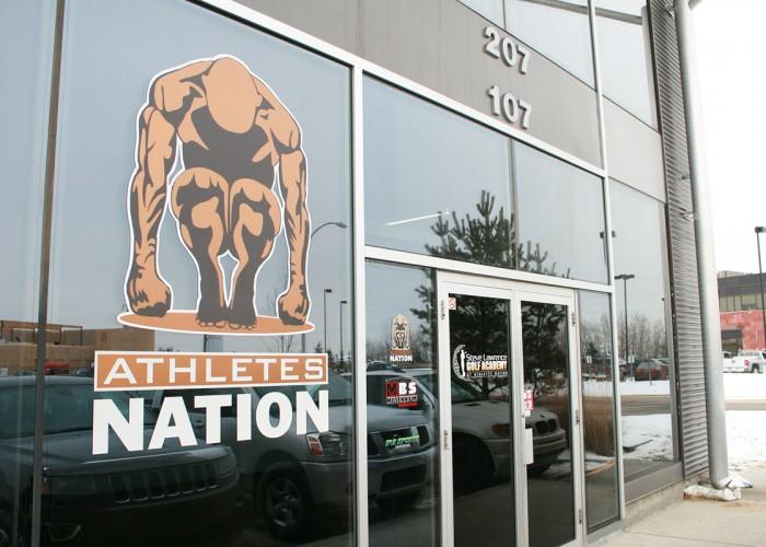 Athletes Nation