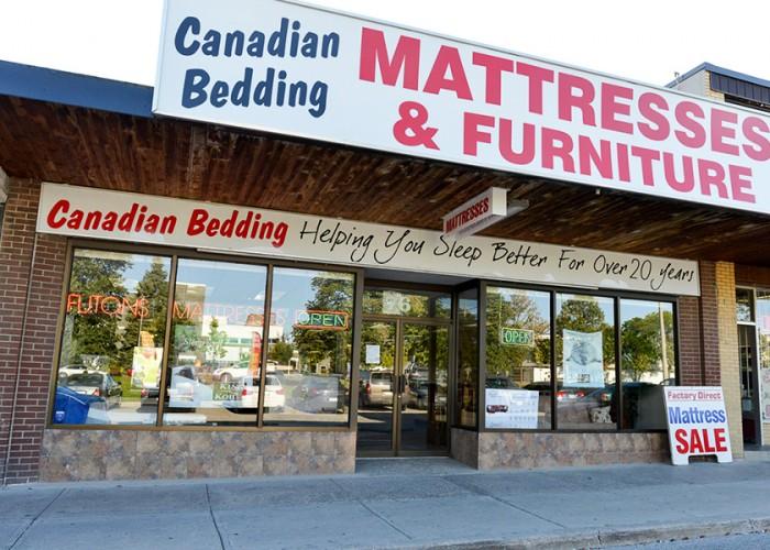 Canadian Bedding
