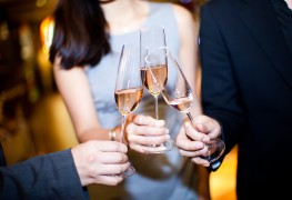 4 dinner party ideas for New Year's Eve
