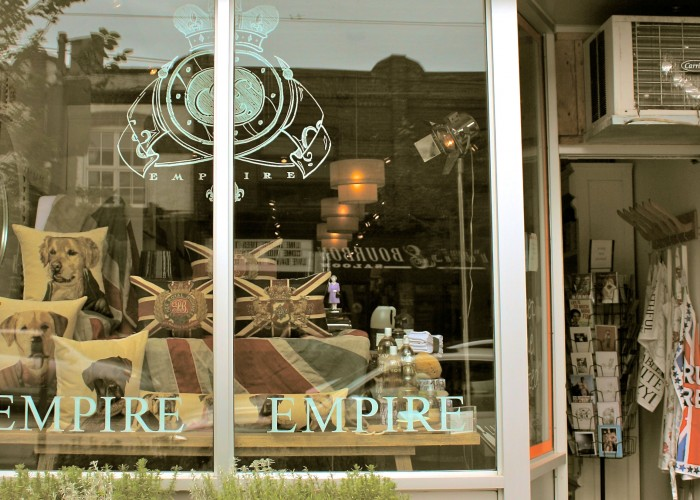 Empire by Bullet, Home Décor, Great British Design and Style,