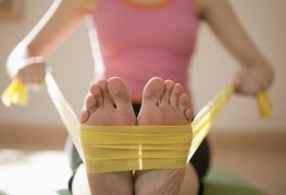 4 exercises you can do with resistance bands — at home or on the road