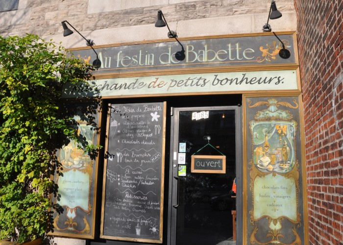 AuFestinDeBabette – desserts, ice cream, smoothies, crepes, hot chocolate, local products