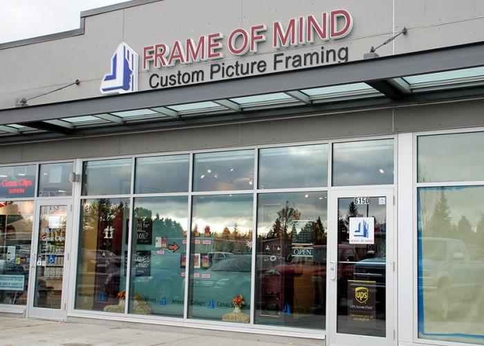 Frame Of Mind Edmonton Business Story