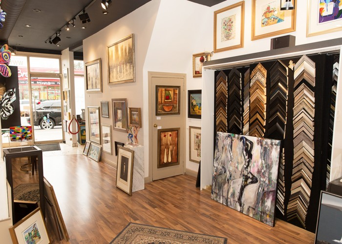 Frame Of Mind Gallery North York Business Story
