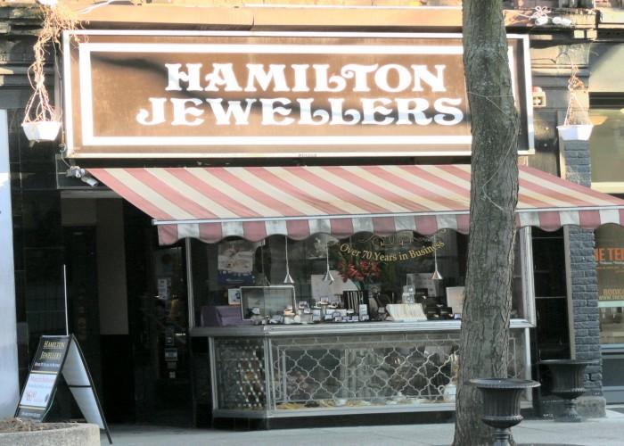 Hamilton Jewellers Hamilton Business Story
