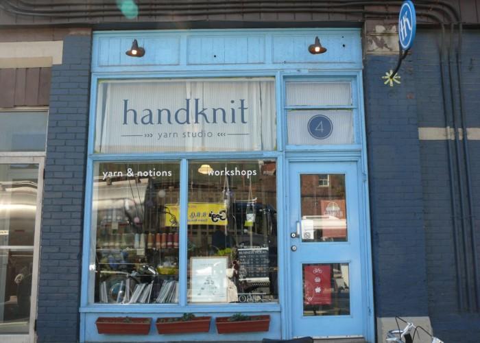 Handknit Yarn Studio - Yarn, Knitting Supplies, Crochet Supplies