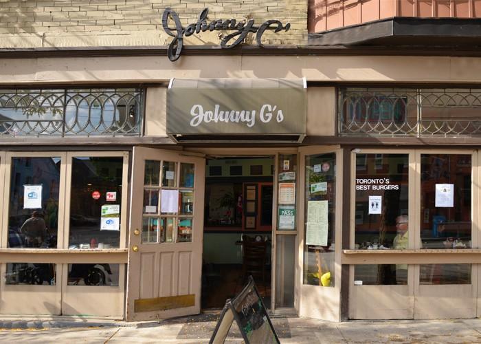 Johnny G's Café