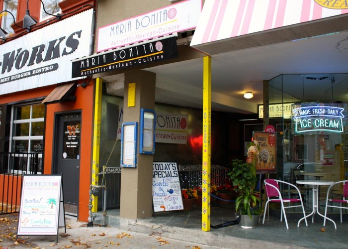 The Works Oakville >> Maria Bonita Authentic Mexican Cuisine Oakville Business Story
