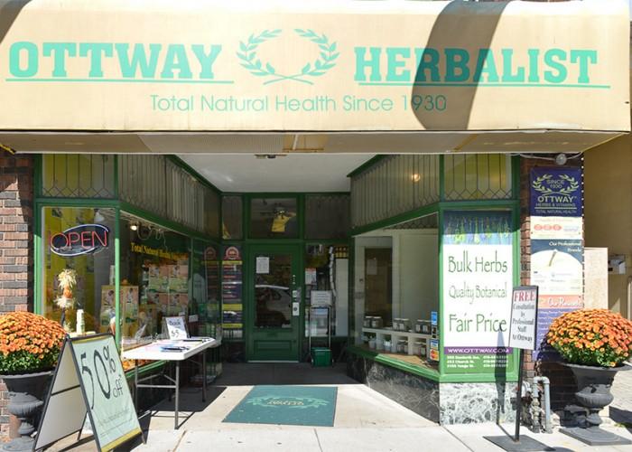 Ottway Herbs & Vitamins Toronto Business Story