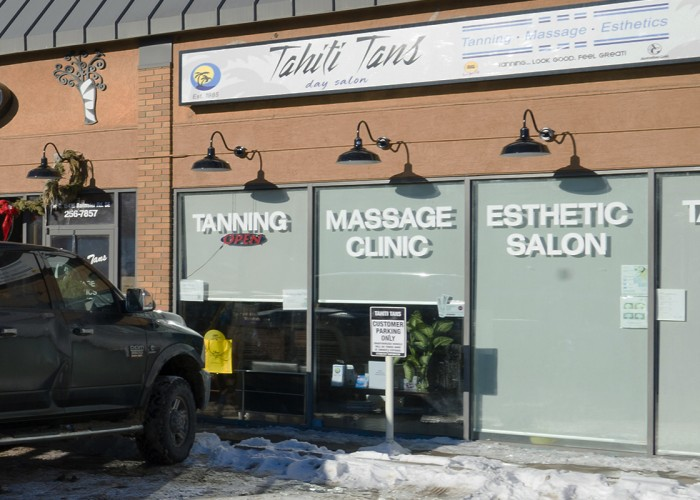 Tahiti Tans: Tanning, waxing, eyelash extensions, manicures, pedicures, gel nails, microdermabrasion and acne treatments
