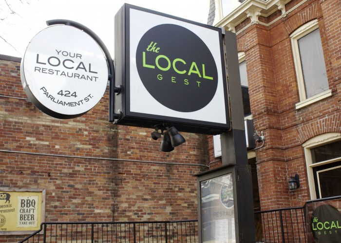 The Local Gest, restaurant, Cabbagetown, local food, craft beer, farm-to-table cuisine