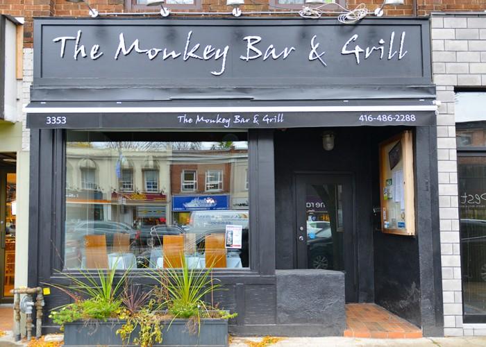 The Monkey Bar & Grill