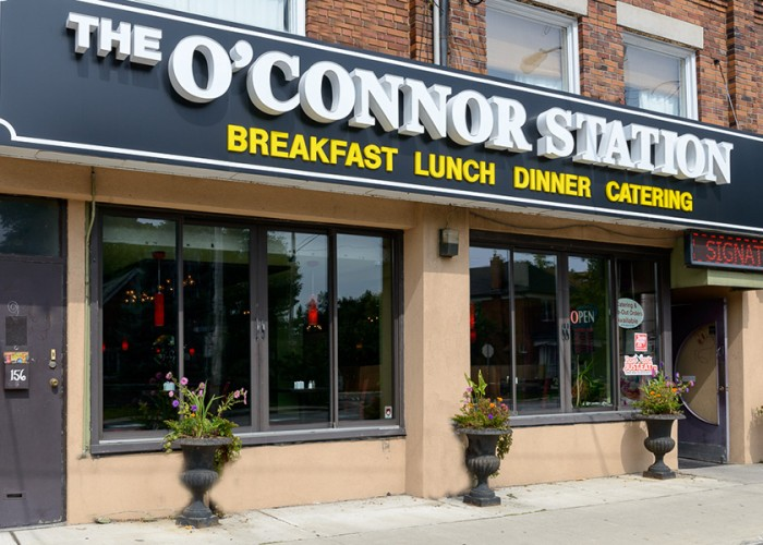 The O'Connor Station