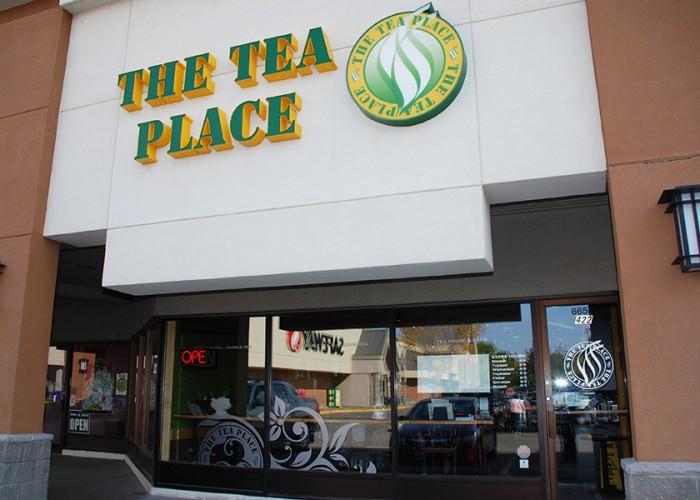 The Tea Place - Tea, Tea house, coffee, warm beverages, light lunch, bubble tea