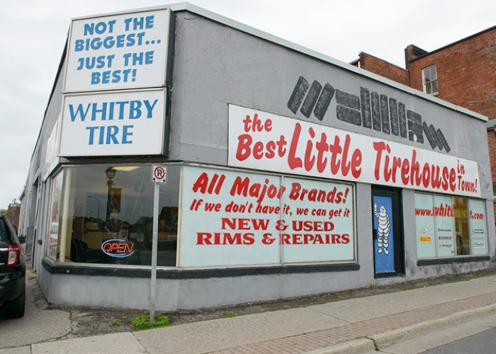 Whitby Tire