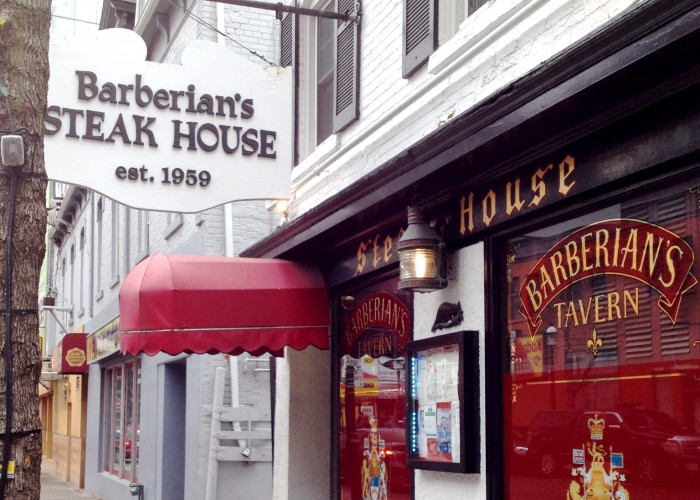 Barberian's Steakhouse and Tavern - Steak, Seafood, Fine Wine