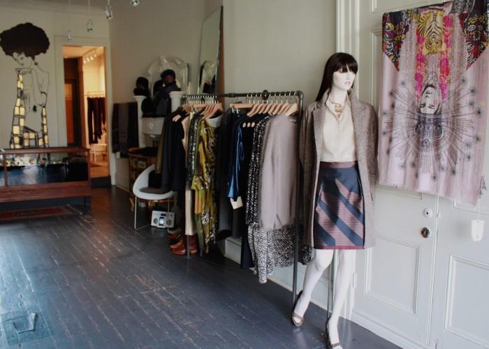 Gaspard West Queen West Designer Fashion French European Womenswear