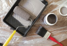 Cover-ups for painting: 12 clever tips