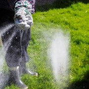 A few simple tips for fertilizing your lawn
