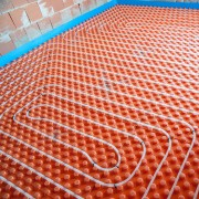 Floor heating is an investment in comfort