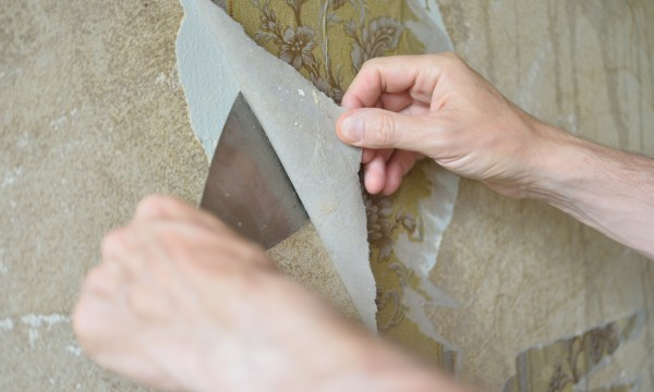 10 practical tips for removing wallpaper