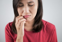 Treating burning mouth syndrome