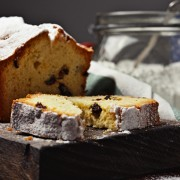 How to bake a simple and delicious fruitcake