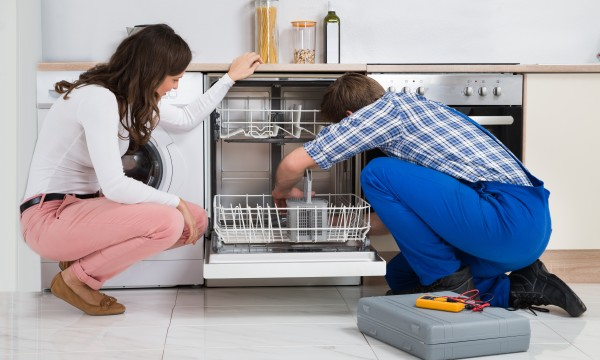 Simple fixes for 5 common dishwasher issues