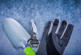 Easy fixes for pruning shears and garden tool handles