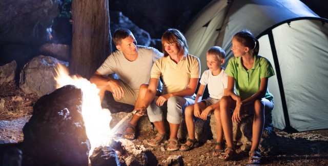 4 ways to ensure a great family camping trip