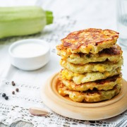 Recipe to beat high blood pressure: chicken and cashew pancakes