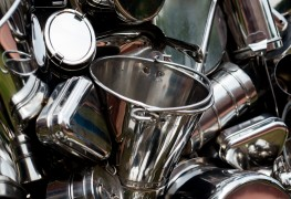 How to Care for Metal Household Items