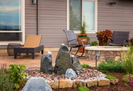 Boosting curb appeal and staging your home to sell