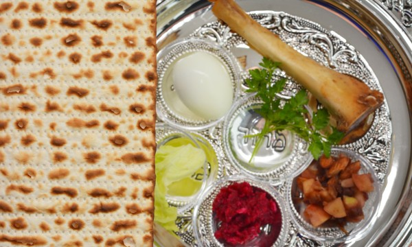 4 decorating ideas for your family's Seder table