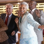 Don't give up on dancing if you have arthritis
