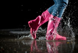 Tips to stay dry in the rain