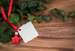4 DIY eco-friendly holiday gift tag ideas