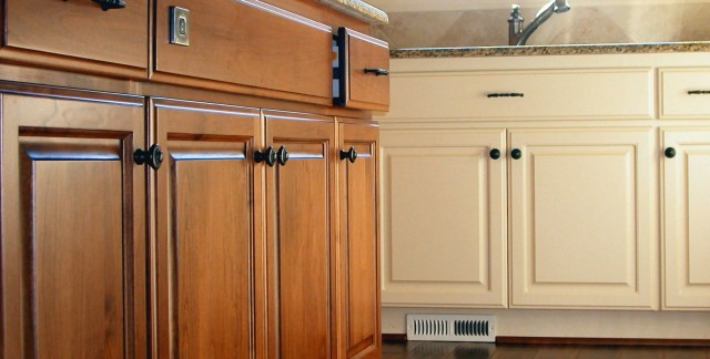 Transform your kitchen from drab to fab with custom-built cabinets