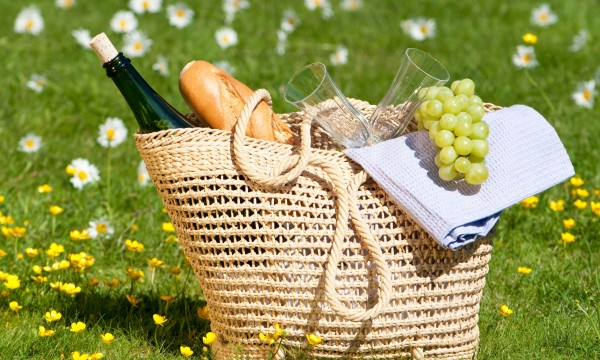 Tips for a quick picnic in a bag