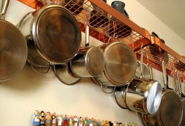 Tips to clean and care for pots and pans