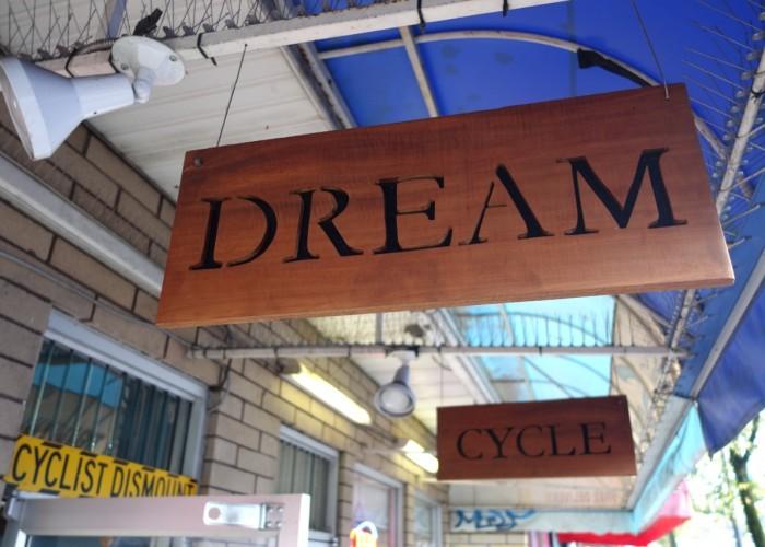 Dream Cycle, Bicycle maintenance and repair, custom bike builds, custom bicycle wheel builds; Brooks, Chris King, Salsa Cycles, Surly, Soma Fabrications