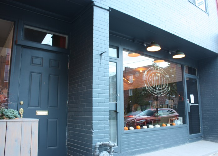 Eastside Social, Coastal fare, brunch, lunch, dinner, bar