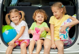 5 handy tips when taking a road trip with kids