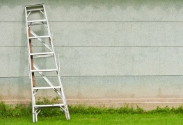 5 guidelines for ladder safety