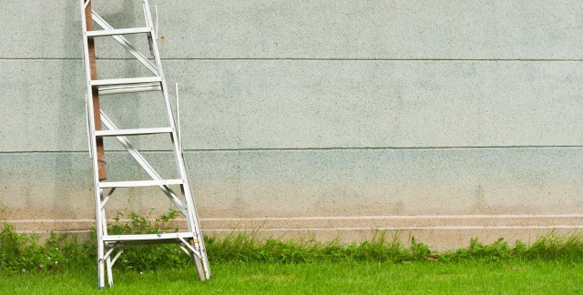 5 guidelines for ladder safety