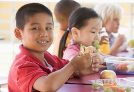 5 simple kid-friendly school lunch ideas