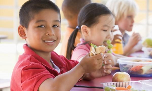 5 simple kid-friendly school lunch ideas