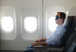 5 simple tips for sleeping on a plane