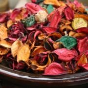 5 steps to making potpourri